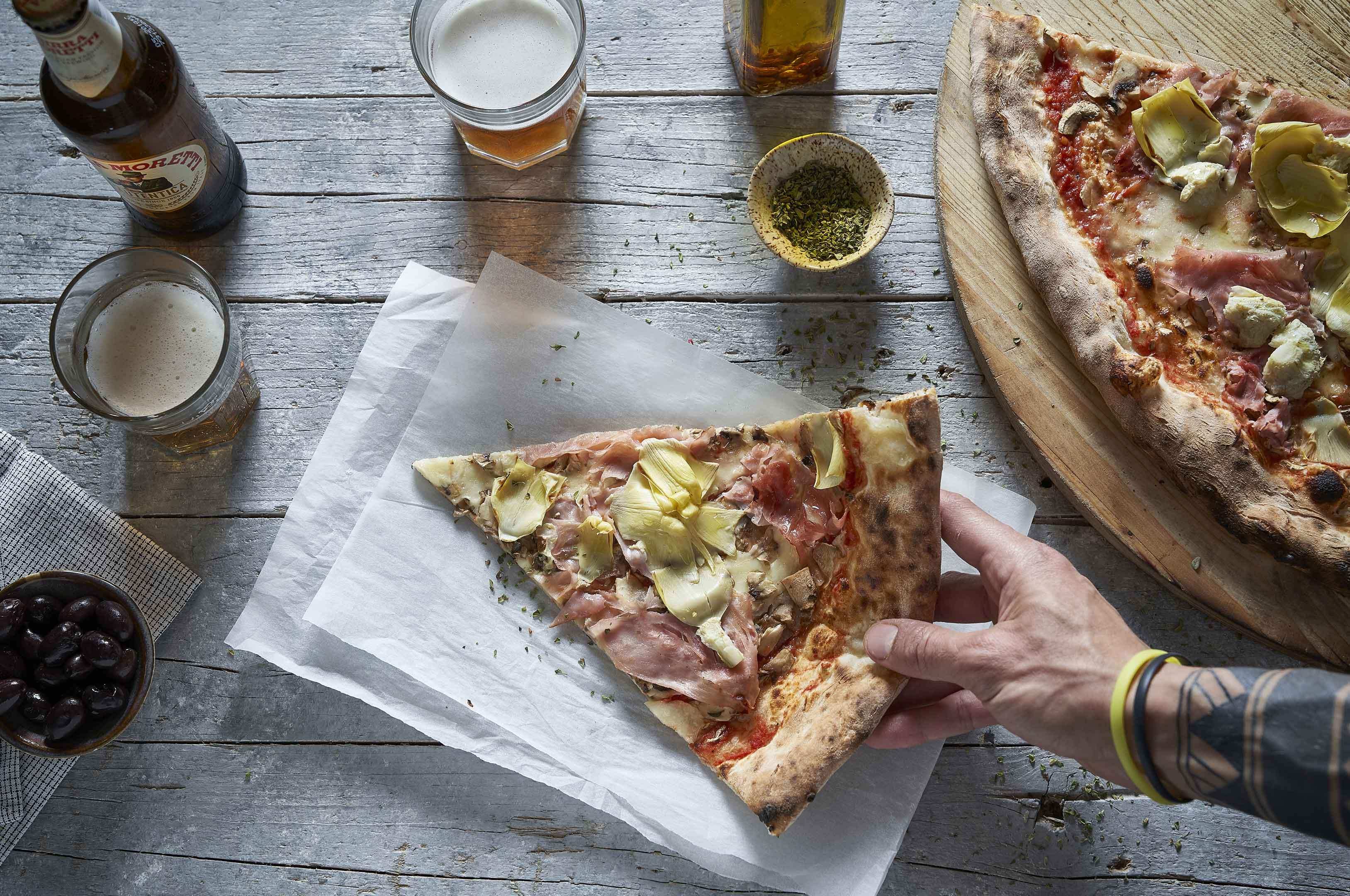 Pizzas de Valentino Pizza